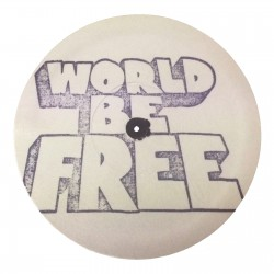 "LIMITED ""Stamped"" Record Slipmat"